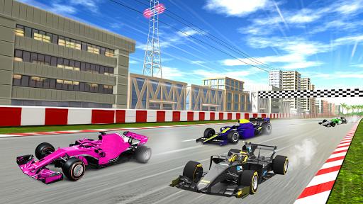 Nieuwe Formula Car Racing Stunt: GT Car Games screenshot 3