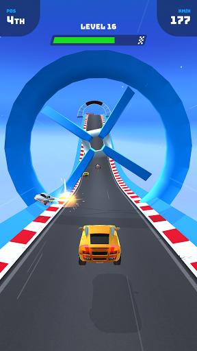 Race Master 3D - Carrera screenshot 4