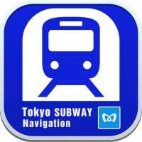 Tokyo Subway Navigation on 9Apps