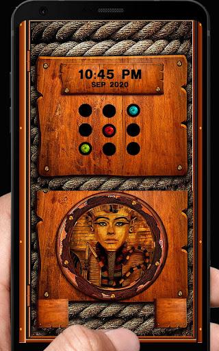 Door Lock Screen 2020- Advance Locker screenshot 1