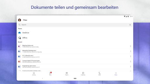 Microsoft Teams screenshot 16