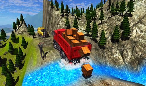 Truck Driver Cargo screenshot 3