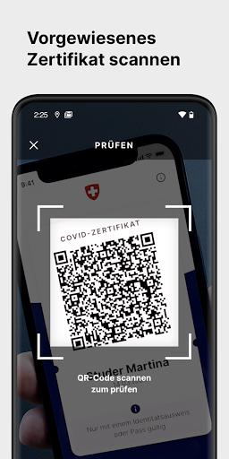COVID Certificate Check screenshot 2