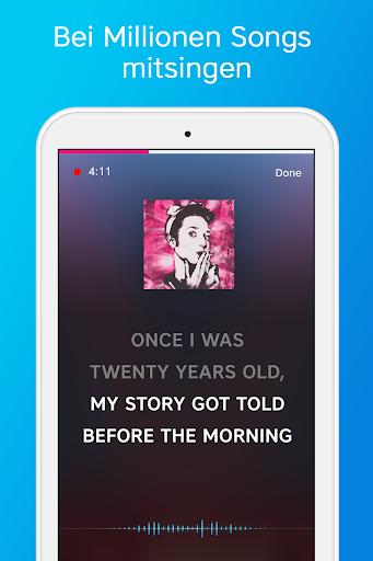 Karaoke – unbegrenzt Karaoke songs singen screenshot 8