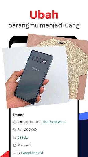Carousell: Jual Beli di Ponsel screenshot 2