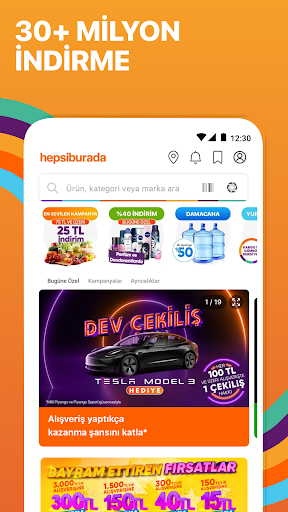Hepsiburada: Online Alışveriş screenshot 5