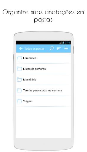 Keep My Notes - Bloco de Notas e Lembretes screenshot 5