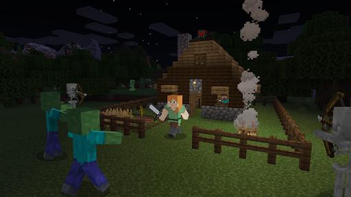Uji Coba Minecraft screenshot 3