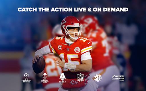 Paramount  | Watch Live Sports, News & Originals screenshot 9