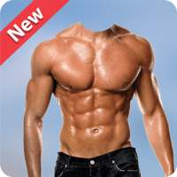 Body Builder Photo Suit (Six pack abs editor) on 9Apps