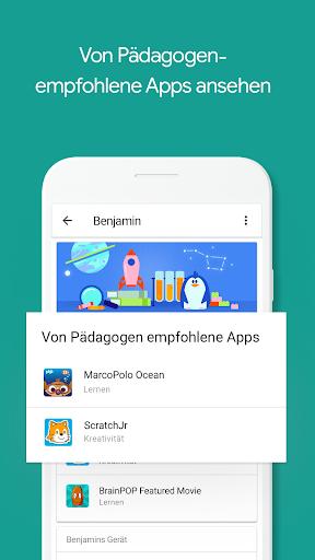 Google Family Link screenshot 3