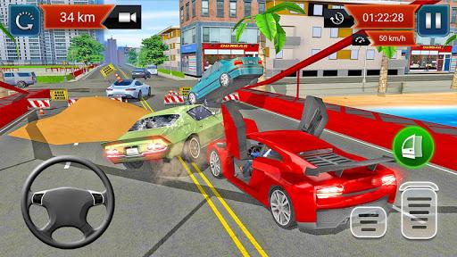 araba yarışı oyunları 2019 bedava - Car Racing screenshot 6