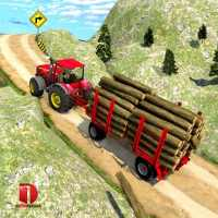Drive Tractor trolley Offroad Cargo- Free 3D Games on 9Apps
