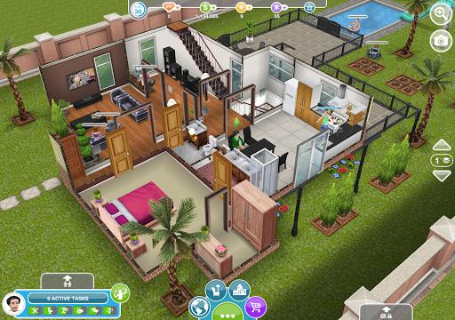 The Sims FreePlay screenshot 9