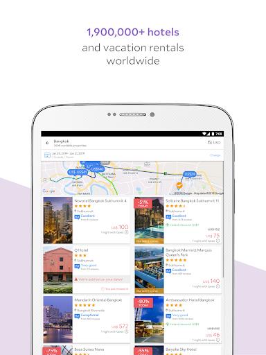 Agoda – होटल बुकिंग डील स्क्रीनशॉट 10
