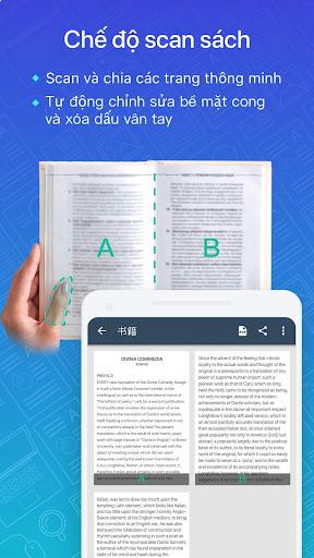 CamScanner:máy quét ảnh, quét thành pdf, miễn phí screenshot 8