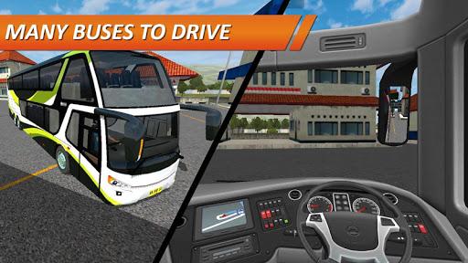 Bus Simulator Indonesia स्क्रीनशॉट 1