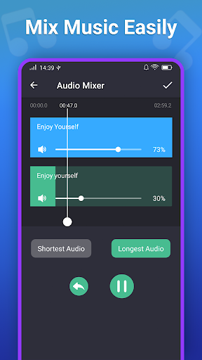 Ringtone Maker MP3 Editor screenshot 4