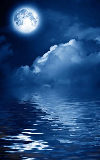 Night Sky Live Wallpaper screenshot 2