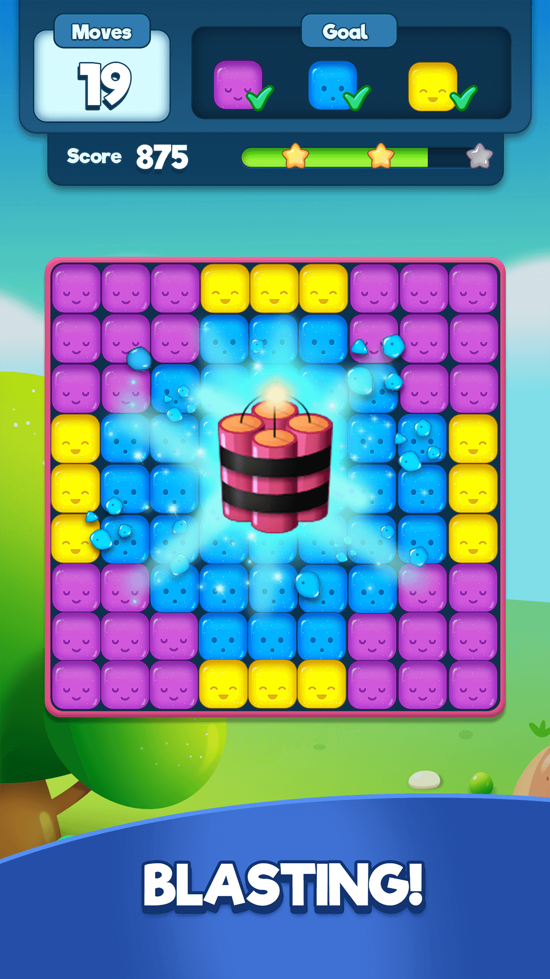 Blast Puzzle - Matching Game screenshot 3