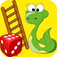 Snake and ladder on 9Apps