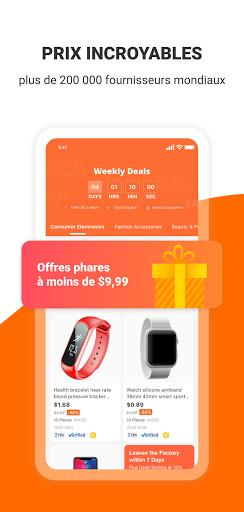 Alibaba.com - leader du e-commerce en ligne B2B screenshot 4