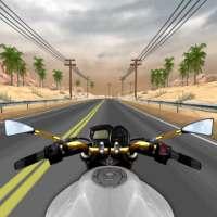 Bike Simulator 2 Moto Race Game on 9Apps