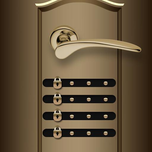Tela de bloqueio de porta icon