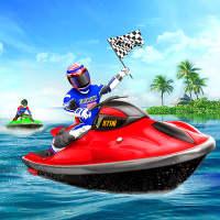 Jet Ski Stunts Racing Game – Best Boat Racing 2020 on 9Apps