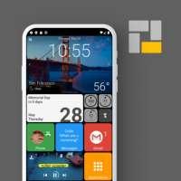 スクエアホーム:ランチャー - Windowsスタイル on 9Apps