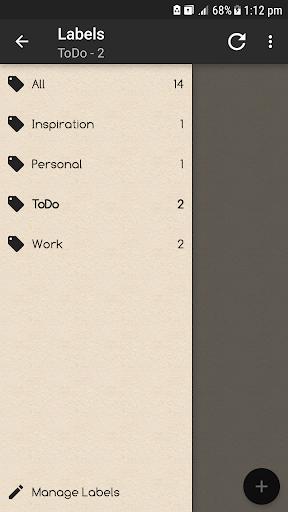 Sticky Notes ! screenshot 5