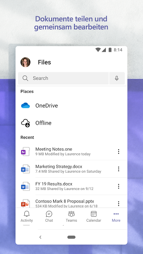 Microsoft Teams screenshot 8