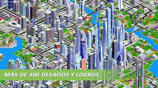 Designer City: Juego de construcción screenshot 4