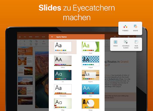 OfficeSuite - Word, Excel, Powerpoint & PDF Editor screenshot 10
