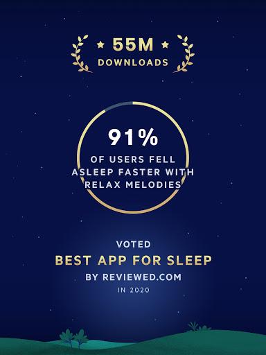 Relax Melodies: Sleep Sounds, Meditation & Stories स्क्रीनशॉट 16
