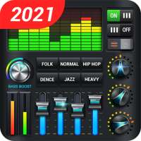 Equalizzatore - Volume,amplificatore per basso on APKTom