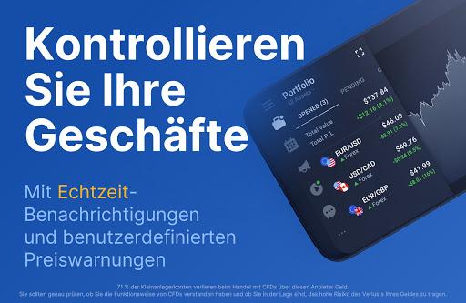 Broker IQ Option: Online-Handelsplattform screenshot 1