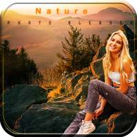 Nature Photo Blender / Nature Photo Mixer on 9Apps