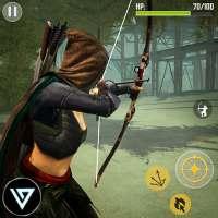 Ninja Archer Assassin FPS Shooter: 3D Offline Game on 9Apps