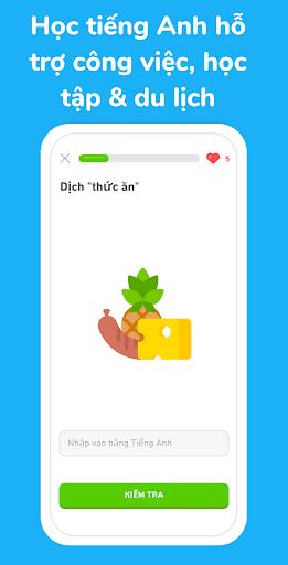 Duolingo: học tiếng Anh miễn phí screenshot 2