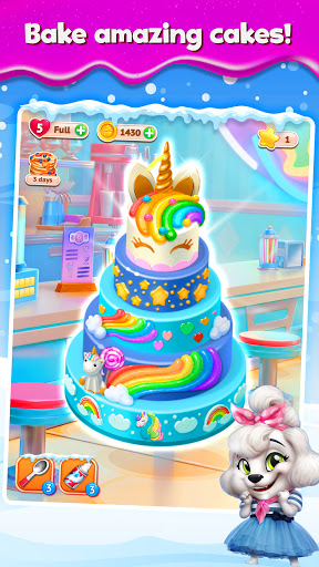 Sweet Escapes: Design a Bakery with Puzzle Games screenshot 1