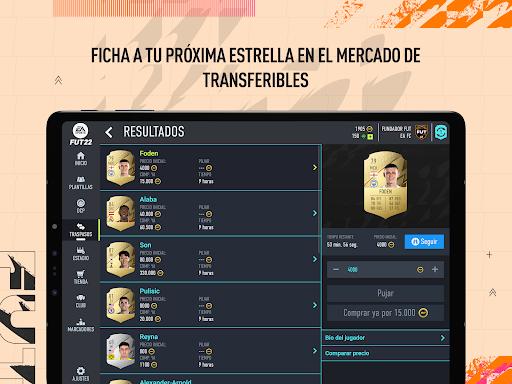 EA SPORTS™ FIFA 22 Companion screenshot 10