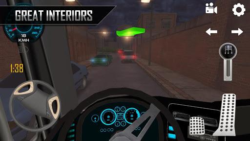 Bus Simulator Cockpit Go : Megabus screenshot 4