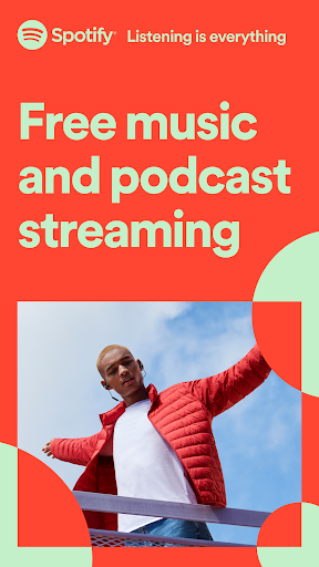 Spotify: Music and Podcasts screenshot 1