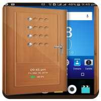 Pattern Door Lock Screen on 9Apps