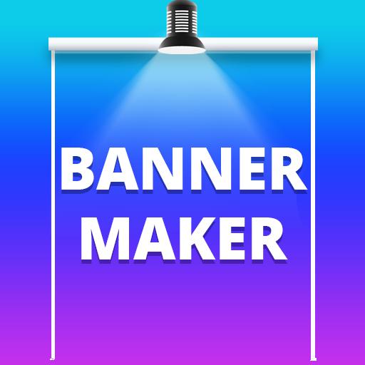 Banner Maker, Thumbnail Maker, Channel Art Maker icon