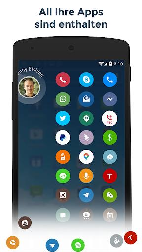 Kontakte & Telefon - drupe screenshot 5