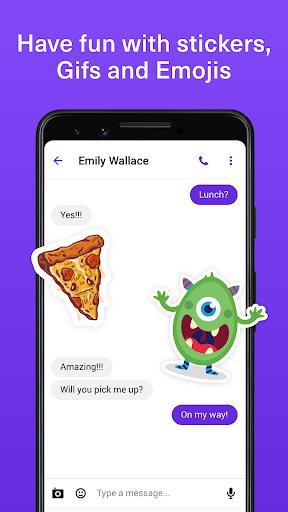 TextNow: Free US Calls & Texts скриншот 6