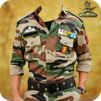 Indian Army Photo Uniform Editor - Army Suit maker on APKTom