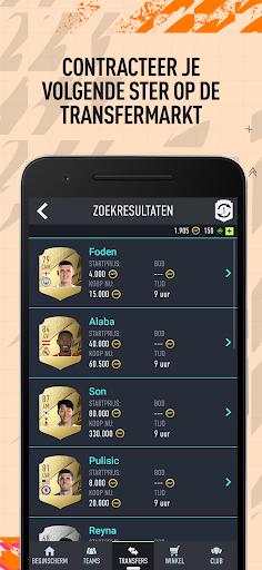 EA SPORTS™ FIFA 22 Companion screenshot 4